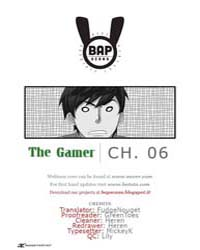 The Gamer 6 Volume No. 6 by San-young, Sung