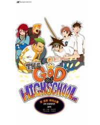 The God of High School 46 Volume Vol. 46 by Yong-je, Park