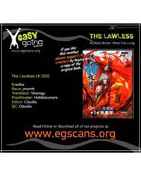 The Lawless 1 Volume No. 1 by Fuk-lung, Khoo