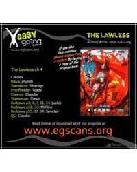 The Lawless 4 Volume No. 4 by Fuk-lung, Khoo