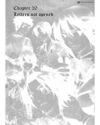 The Meteor 20: Letters Not Opened Volume Vol. 20 by Fumino, Hayashi