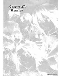 The Meteor 27: Reunion Volume Vol. 27 by Fumino, Hayashi