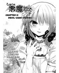 The Secret Devil-chan 6 Volume Vol. 6 by Emu