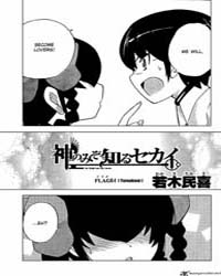 The World God Only Knows 64 : Turnabout Volume No. 64 by Wakaki, Tamiki