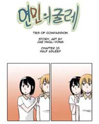 Ties of Compassion 25: Half Asleep Volume No. 25 by Hwal-yong, Jae