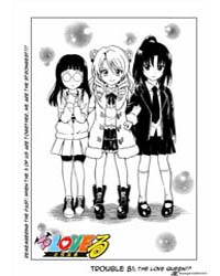 To-love-ru 81: the Love Queen Volume Vol. 81 by Saki, Hasemi