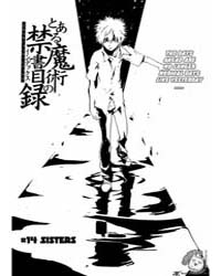 To Aru Majutsu No Index 14: Sisters Volume Vol. 14 by Kazuma, Kamachi