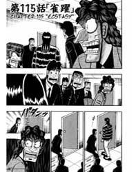 Tobaku Datenroku Kaiji 115 : Ecstasy Volume Vol. 115 by Nobuyuki, Fukumoto