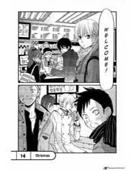 Tonari No Kaibutsu-kun 14: Christmas Volume Vol. 14 by Robiko