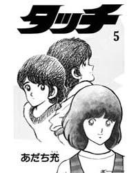 Touch 5 : Volume 5 by Mitsuru, Adachi