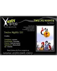 Twelve Nights 13 Volume Vol. 13 by Muryui