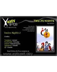 Twelve Nights 2 Volume Vol. 2 by Muryui