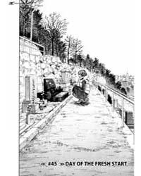 Uchuu Kyoudai 45: Day of the Fresh Start Volume Vol. 45 by Chuuya, Koyama