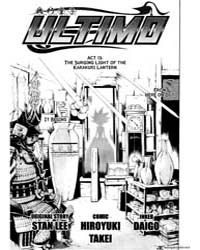Mechanical Boy: Ultimo (Karakuridouji Ul... Volume No. 13 by Takei, Hiroyuki
