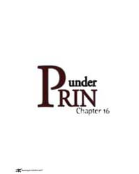 Under Prin : Issue 16 Volume No. 16 by