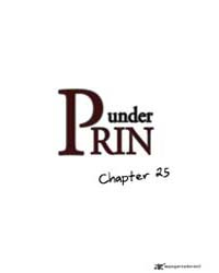 Under Prin 25 Volume Vol. 25 by