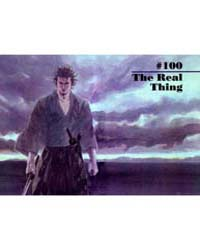 Vagabond 100: the Real Thing Volume Vol. 100 by Inoue, Takehiko