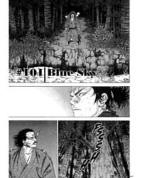 Vagabond 101: Blue Sky Volume Vol. 101 by Inoue, Takehiko