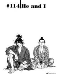Vagabond 114: He and I Volume Vol. 114 by Inoue, Takehiko