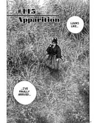 Vagabond 115: Apparition Volume Vol. 115 by Inoue, Takehiko