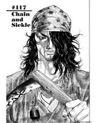 Vagabond 117: Chain and Sicklev Volume Vol. 117 by Inoue, Takehiko