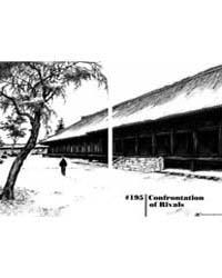 Vagabond 195: Confrontation of Rivals Volume Vol. 195 by Inoue, Takehiko
