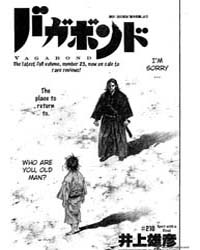 Vagabond 210: Sport with a Rival Volume Vol. 210 by Inoue, Takehiko