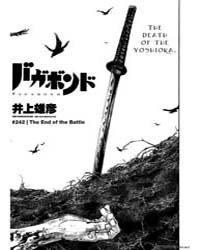 Vagabond 242: the End of the Battle Volume Vol. 242 by Inoue, Takehiko