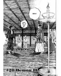 Vagabond (Lãng Khách) : Issue 28: Demon ... Volume No. 28 by Inoue, Takehiko