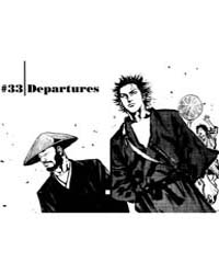 Vagabond 33: Departures Volume Vol. 33 by Inoue, Takehiko