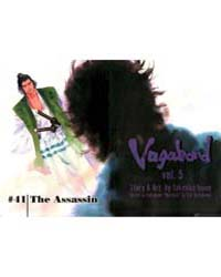Vagabond 41: the Assassin Volume Vol. 41 by Inoue, Takehiko