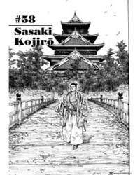 Vagabond 58: Sasaki Kojiro Volume Vol. 58 by Inoue, Takehiko