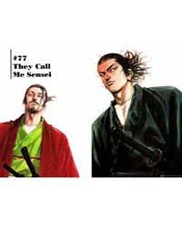 Vagabond 77: They Call Me Sensei Volume Vol. 77 by Inoue, Takehiko
