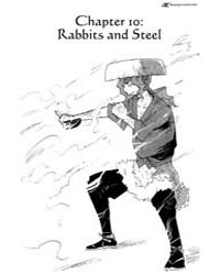 Vairocana 10: Rabbits and Steel Volume Vol. 10 by Moa, Hato