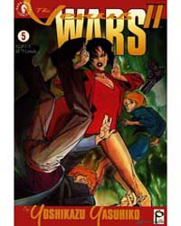 Venus Wars 2 5 Volume Vol. 5 by Yoshikazu, Yasuhiko