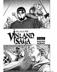 Vinland Saga 12: Greater Than Any Monste... Volume Vol. 12 by Makoto, Yukimura