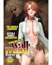 Wallman 2 Volume No. 2 by Boichi
