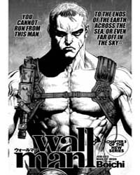 Wallman 3 Volume No. 3 by Boichi