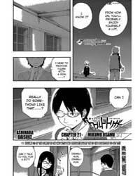 World Trigger 21: Mikumo Osamu 3 Volume No. 21 by Daisuke, Ashihara