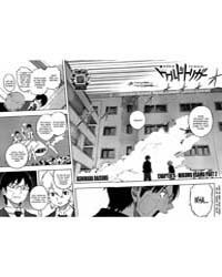 World Trigger 4: Mikumo Osamu Part 2 Volume No. 4 by Daisuke, Ashihara