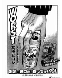 Worst 99: a Distant Cry Volume Vol. 99 by Hiroshi, Takahashi