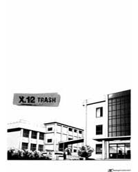 Xblade 12: Trash Volume Vol. 12 by Tatsuhiko, Ida