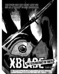 Xblade 35: Rally Volume Vol. 35 by Tatsuhiko, Ida