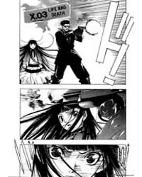 Xblade 3: Life and Death Volume Vol. 3 by Tatsuhiko, Ida