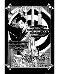 Xxxholic 126 Volume Vol. 126 by Ohkawa Ageha, Clamp