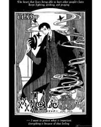 Xxxholic 136 Volume Vol. 136 by Ohkawa Ageha, Clamp