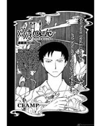 Xxxholic 163 Volume Vol. 163 by Ohkawa Ageha, Clamp