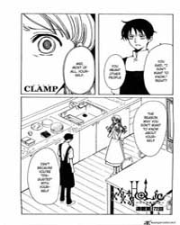 Xxxholic 172 Volume Vol. 172 by Ohkawa Ageha, Clamp