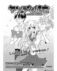 Yandere Kanojo 1: 1 Volume Vol. 1 by Shinobi