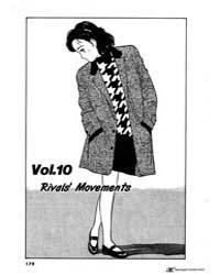 Yawara! 10 Rival's Movements Volume No. 10 by Naoki, Urasawa